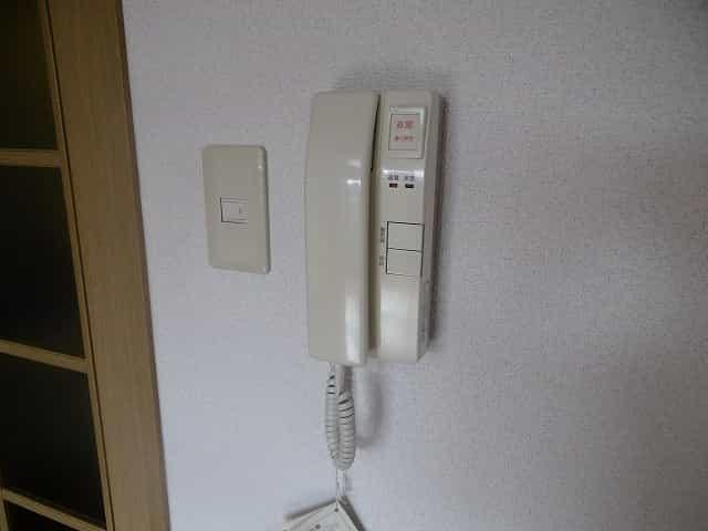 クローバーハイツⅢ室内写真