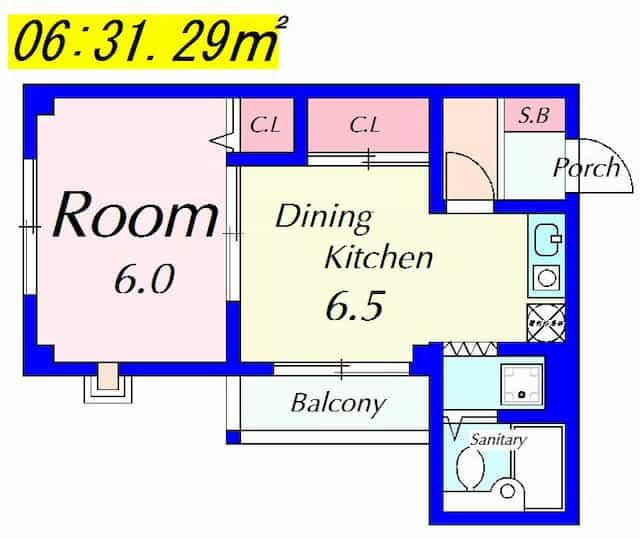 クーラン・デイル(食事サポート)の間取り図のサムネイル