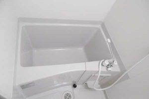 STキューブ 居室バスルームの写真