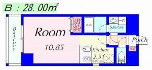 エンゼルプラザイースト1の図面