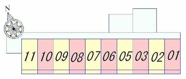 インプルーブKKの間取り図のサムネイル