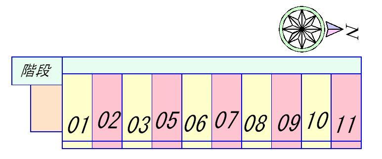 若草フェニックスマンション(食事サポート付)の間取り図のサムネイル