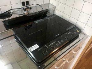 アートプラザ124のキッチン
