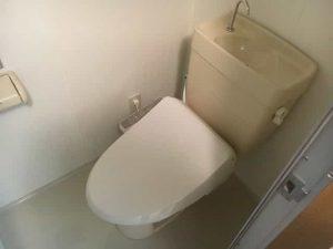 アートプラザ124のトイレ