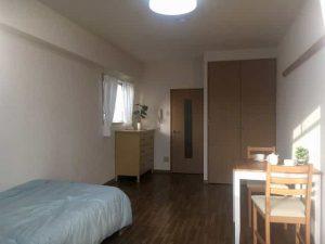 アートプラザ124の居室