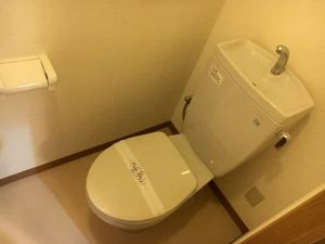 コープ美山2のトイレ