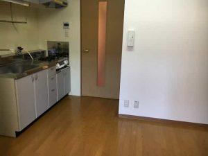 コープ美山2のキッチン
