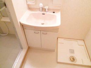 MNK-5の洗面台