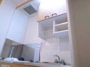 MNK-5のキッチン