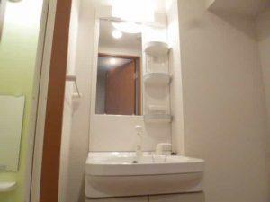feliciaうさぎの洗面台