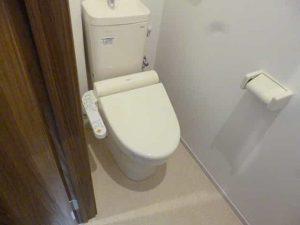 ドルチェのトイレ