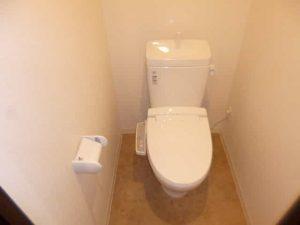 BlizeoⅢのトイレ