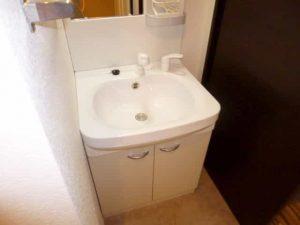 BlizeoⅢの洗面台