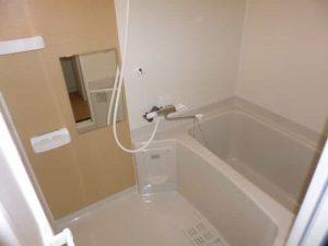 BlizeoⅢのお風呂