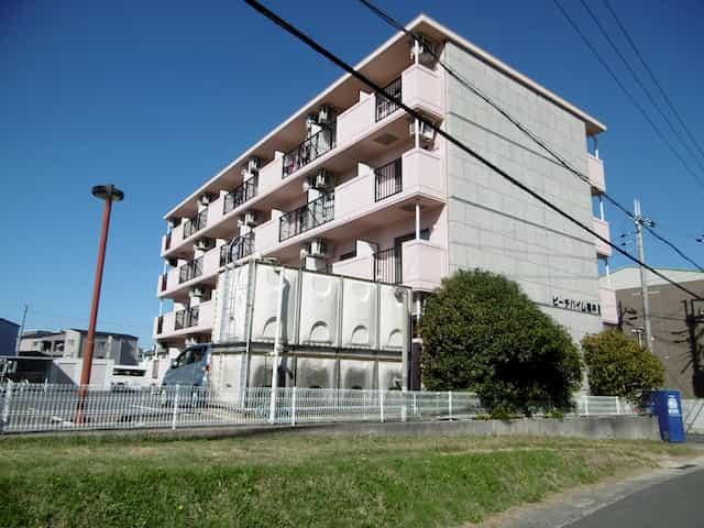 ピーチハイム福井2外観写真
