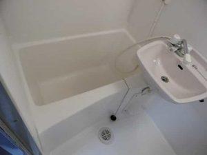 パレ南笠佐わらびのお風呂