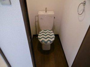パレ南笠佐わらびのトイレ