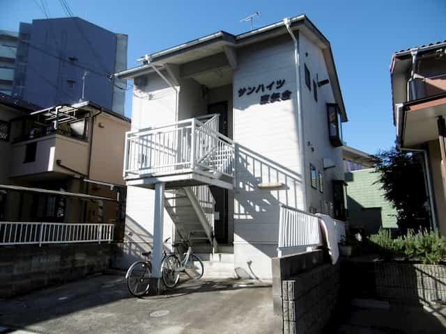 サンハイツ東矢倉外観写真
