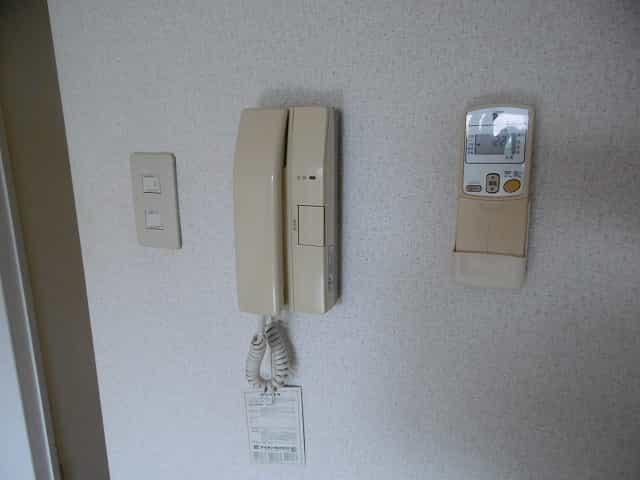 ラクーンD2室内写真