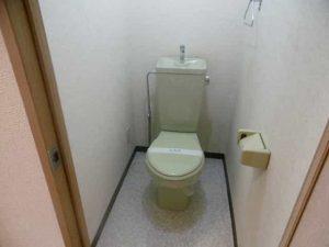 アイランド小野山のトイレ