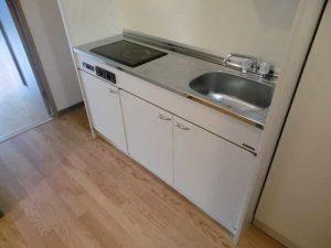パラシオK2のキッチン