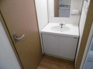 パラシオK2の洗面台
