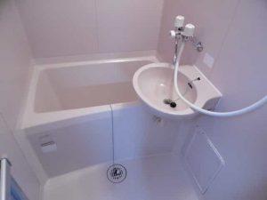 マリーブ1820のお風呂