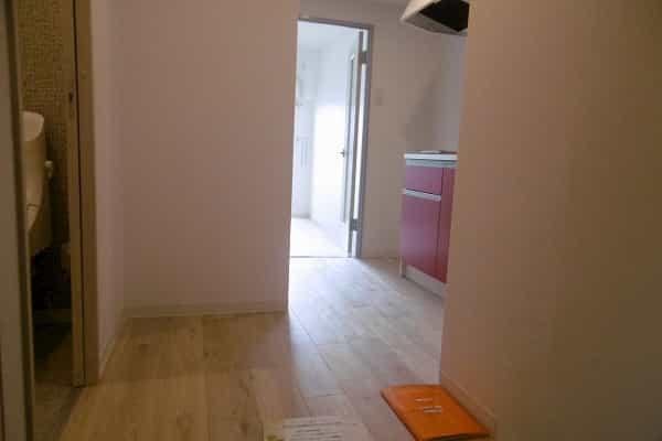 ピュアドミトリーシミズ(2点セパ)室内写真