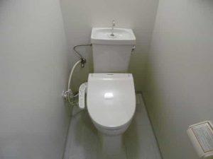 クレスト草津のトイレ