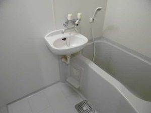 クレスト草津のお風呂