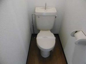 若草フェニックスマンションのトイレ