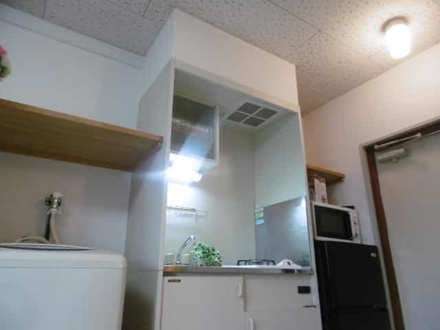 ソレイユヤマダ室内写真