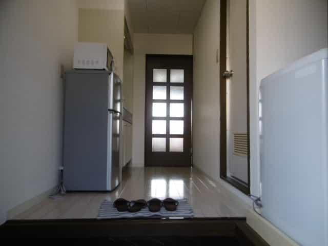 クローバーハイツⅠ室内写真