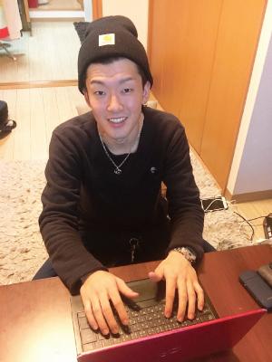在学生インタビュー愛知県出身 I君の写真