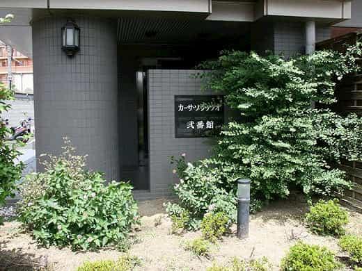 カーサ・ソラッツオ弐番館外観、共用部写真