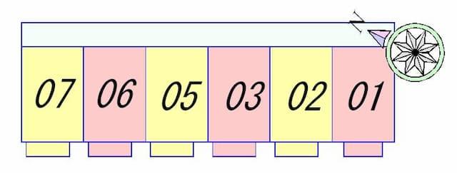 エスズプレイズの間取り図のサムネイル
