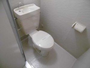 クレアトゥール21のトイレ