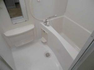 クレアトゥール21のお風呂