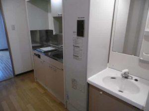 クレアトゥール21のキッチン