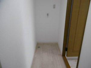 マリーブ1843の玄関