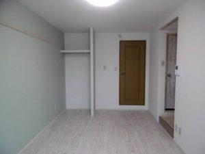 マリーブ1843の居室