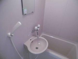 マリーブ1843のお風呂