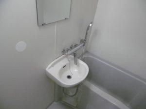 グッドライフ南草津1のお風呂