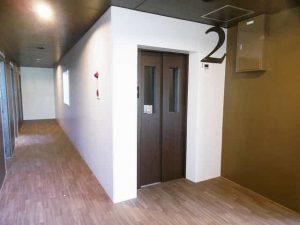 プリオールZEN弐番館のエレベーター