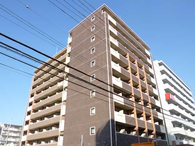 エンゼルプラザ瀬田駅前外観写真
