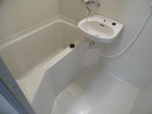 MNK-1のお風呂