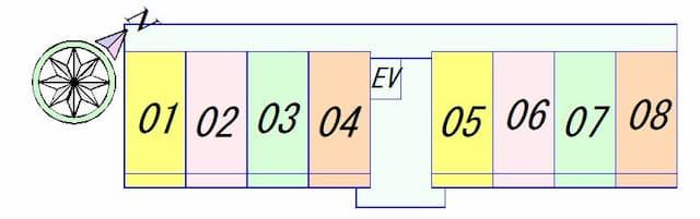 MF(エムエフ)の間取り図のサムネイル