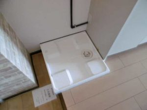 ソレイユヤマダの洗濯機