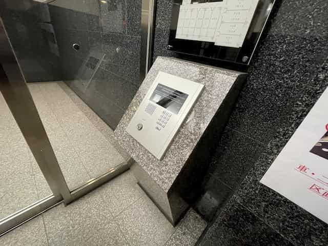 エンゼルプラザ南草津駅前外観、共用部写真