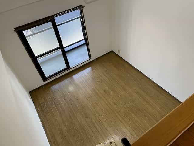 ラクーンD1室内写真